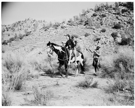 California -- Kernville: Whiskey Flat days, 1960