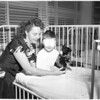 Saint Francis Hospital in Lynwood, 1953