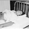 Stab victim (General Hospital), 1953