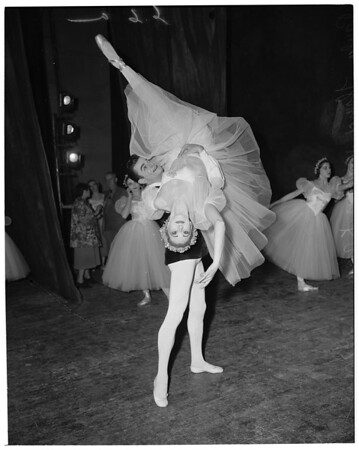 Ballet (Les Sylphides), 1953