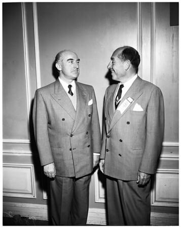 Jewish Community Council, 1953