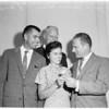 Norwalk Labor Day picnic, 1958