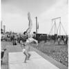 Muscle Beach, 1953