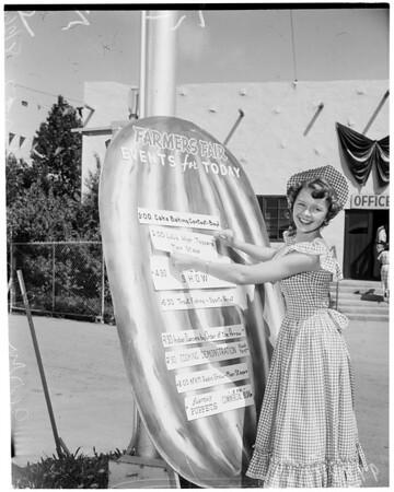 Detail 9 of 20, Riverside County Fair (Hemet), 1953