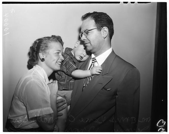 Adoption (Department 31 (?), City Hall), 1953