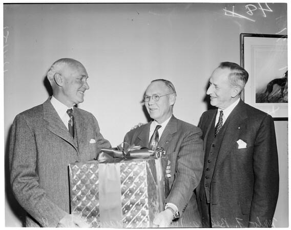 Boy Scouts, 1953