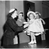 Detail 2 of 2, Alpha Omicron Pi Sorority benefit, 1955