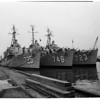 Destroyers from Korea, 1953