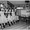 Whiskey Flat days at Kernville (Can-Can girls), 1960