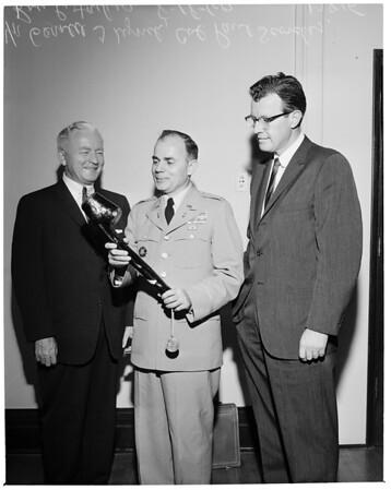 Shillelagh presentation, 1960