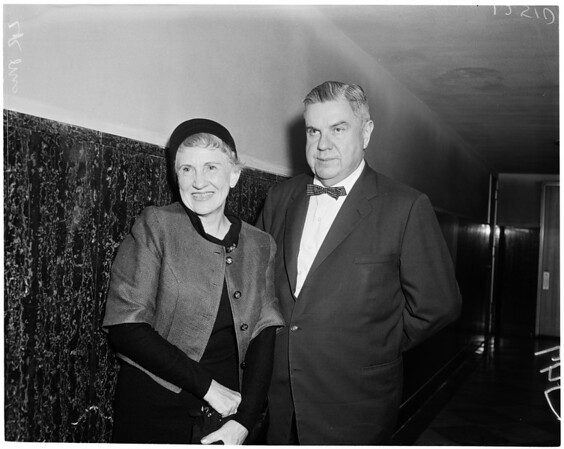 Un-American activities hearing, 1959