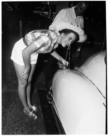Detail 19 of 20, Riverside County Fair (Hemet), 1953