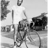 Bicycle trip, 1958