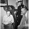 Shooting victim (5801 South Broadway), 1953