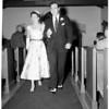 Wedding, 1953
