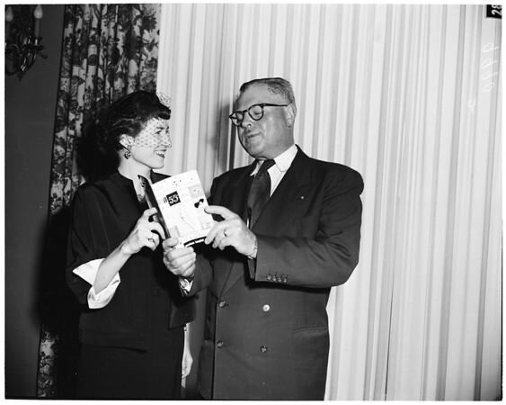 American Hospital Association, 1953