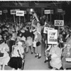 Detail 3 of 3, Senior citizens convention, 1960
