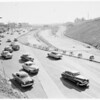 Arroyo Harbor Freeway link, 1953
