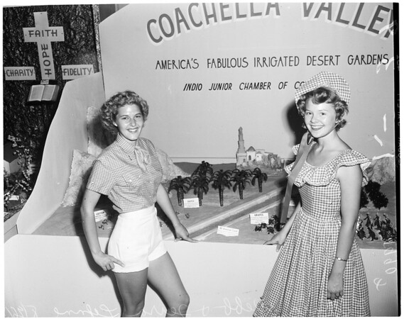 Detail 14 of 20, Riverside County Fair (Hemet), 1953