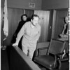 Detail 2 of 5, Kidnap arraignment, 1953