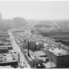 Detail 3 of 4, Aliso Freeway (Picture sent in by Union Pacific Railroad), 1953