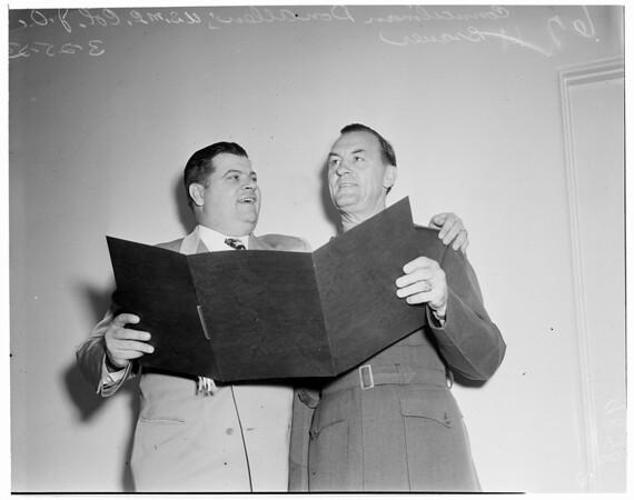 Breakfast Club, 1953