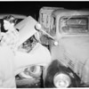 Accident on Imperial Highway (Norwalk), 1954