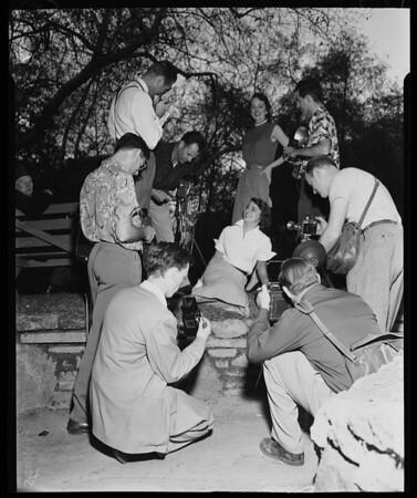 Fern Dell camera day, 1953