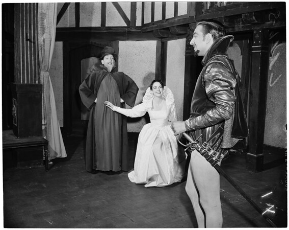 Detail 4 of 6, USC -- Much Ado About Nothing, 1955