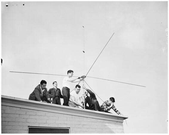 West Los Angeles Civil Defense, 1953