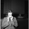 Narcotic sentence, 1953
