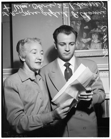 William Olvis (singer), 1953