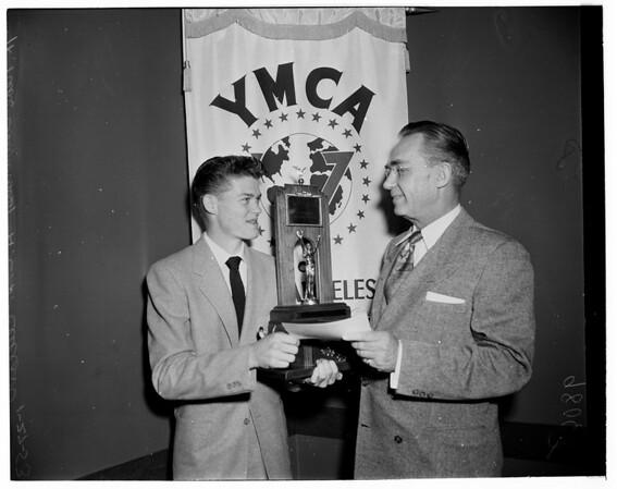 Hi-YMCA Boy of the Year, 1953