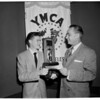 Hi-YMCA Boy of the Year, 1953