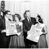 Register to vote, 1960