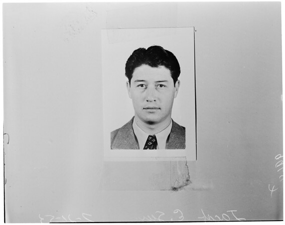Narcotics, 1953