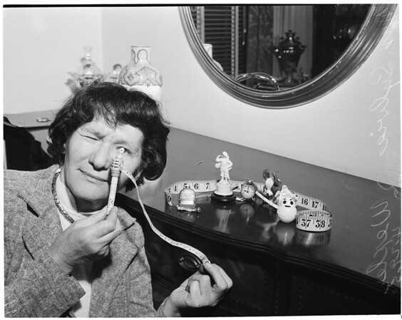 Hobby, 1953