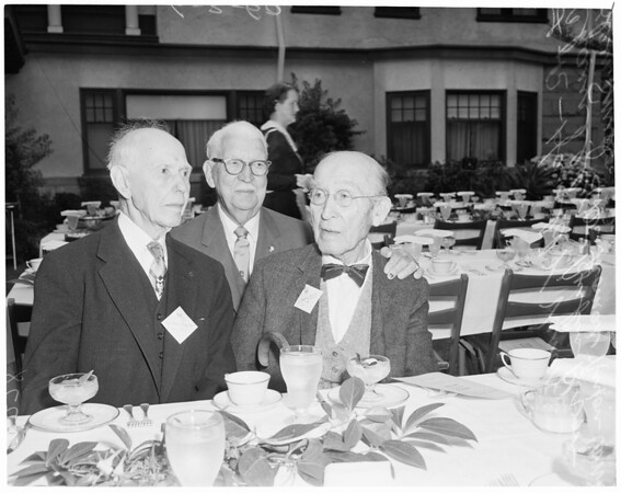 USC reunion, 1960