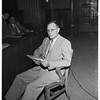 Airport club hearing, 1951