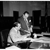 Income tax hearing -- Mickey Cohen, 1951