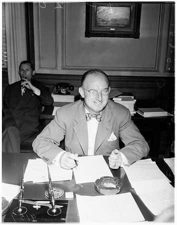 Pasadena Mayor, 1951