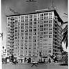 Thirteen-story Gaylord Hotel, Wilshire Boulevard, Los Angeles