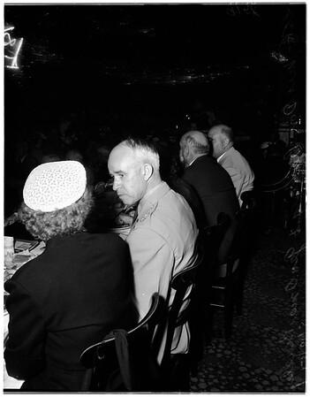 Luncheon, Biltmore, 1951