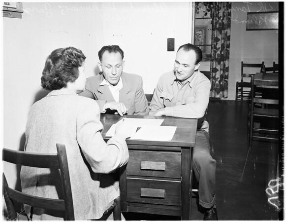 International Institute, 1951