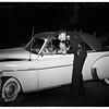 Traffic... Bentley Avenue and Santa Monica Boulevard, West Los Angeles, 1951