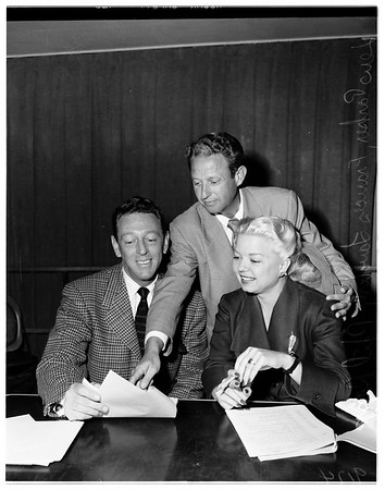 Langford radio series, 1951