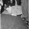 Boy hit by auto at Washington and Crenshaw, 1951