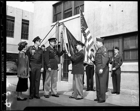 Manual Arts High School Honor School Presentation, 1951