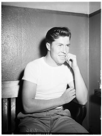 Returning Marine, 1951