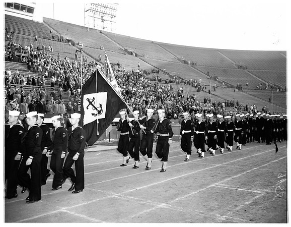 Armed Forces Day at Coliseum, 1951